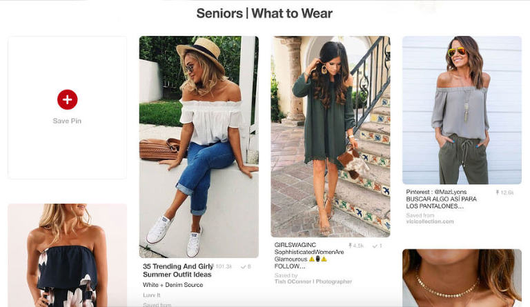 What to Wear - Pinterest
